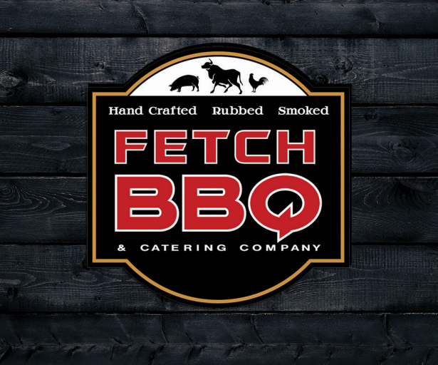 Fetch BBQ Logo
