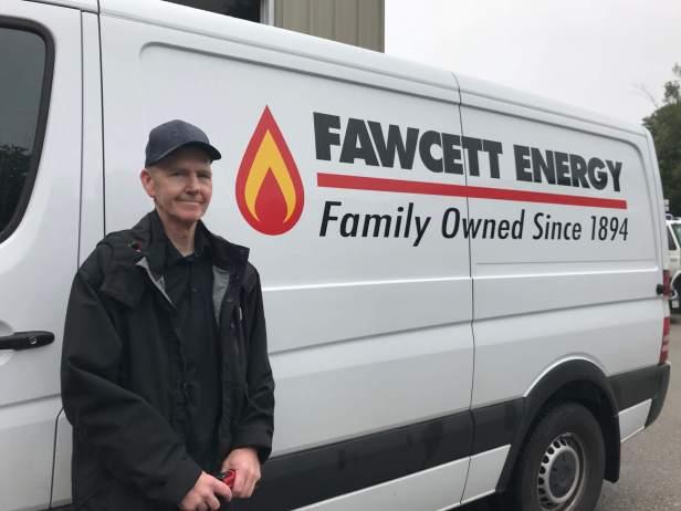 Fawcett Update logo
